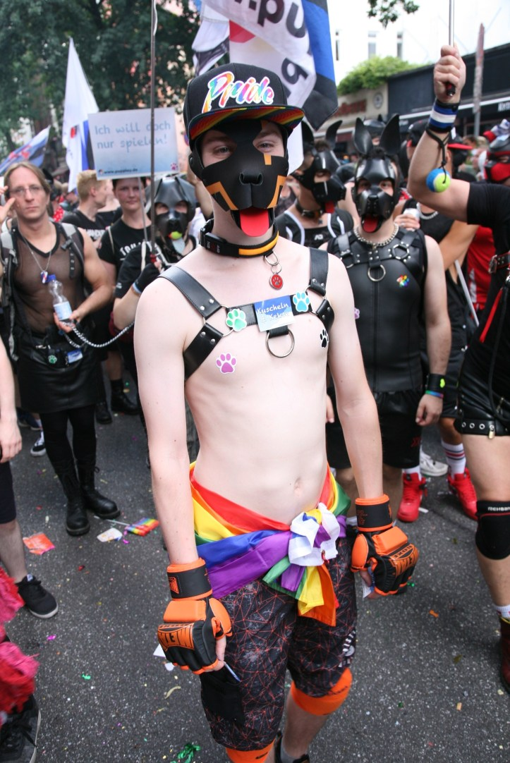 Encore CSD Hamburg 2019 Die schoensten Photos für ESC kompakt Proud Pride Puppy