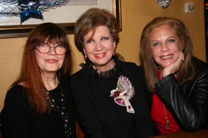 OGAE Clubtreffen 2018 MUC Frauenpower mit Katja Ebstein Carolin Reiber und Lady Bump Penny McLean