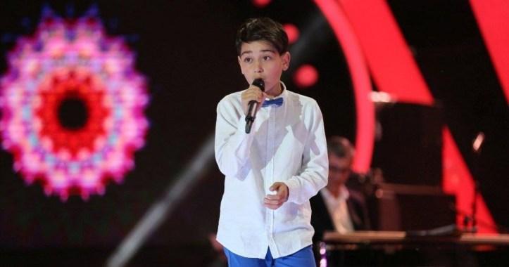 Giorgi Rostiashvili Georgien Junior Eurovision Song Contest 2019