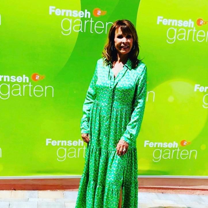 Ireen Sheer ZDF Fernsehgarten 2019