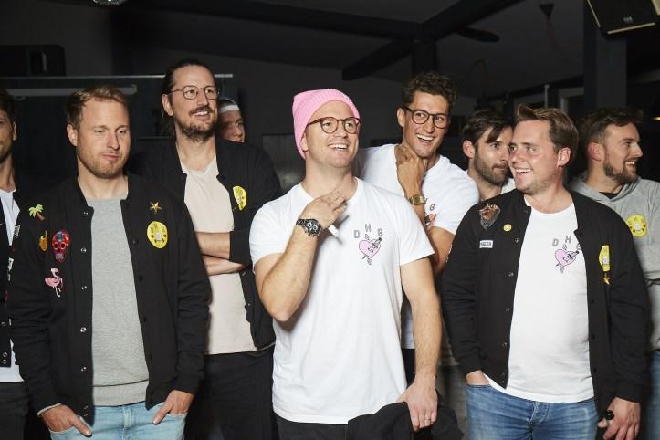 Die Hamburger Goldkehlchen 4 ESC 2020 Probe Pretty in Pink