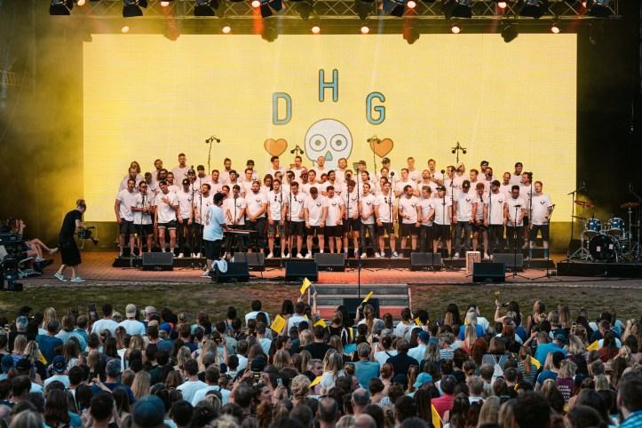Hamburger Goldkehlchen Stadtpark 2019