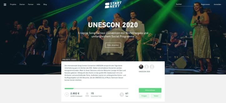 UNESCON-Hannover-2020-ESC-Eurovision-Crowdfunding