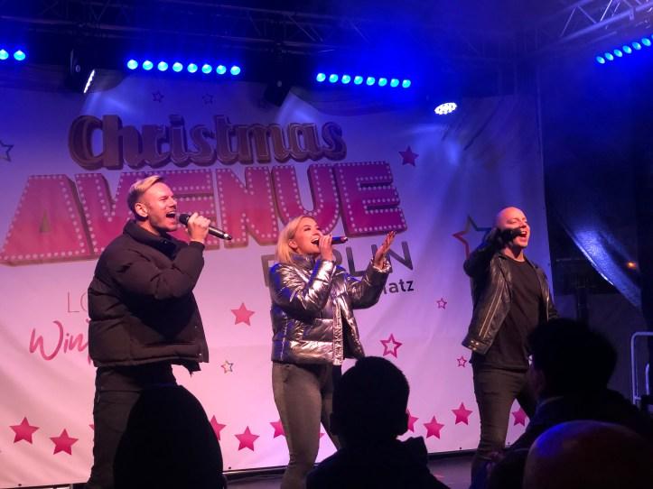 KEiiNO Live Christmas Avenue Berlin 2019