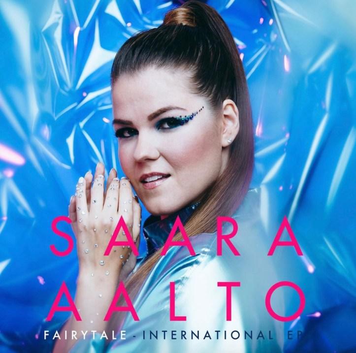 Saara Aalto Fairytale International EP Weihnachten Christmas ESC 2018 Eurovision