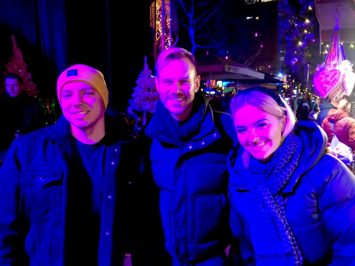 KEiiNO Christmas Avenue Berlin Eurovision ESC Norwegen