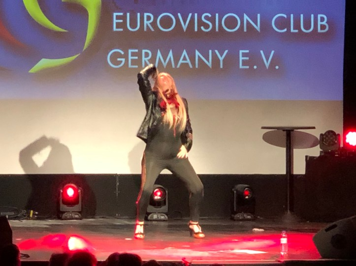Fanclubtreffen ECG Eurovision Club Germany 2019 Fuego