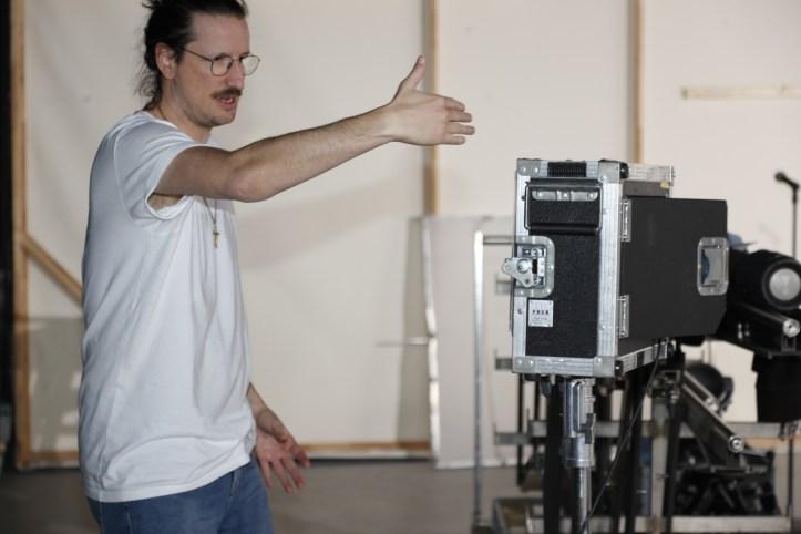 DHG Mr Mercury Videodreh Regisseur Florian Schueppel