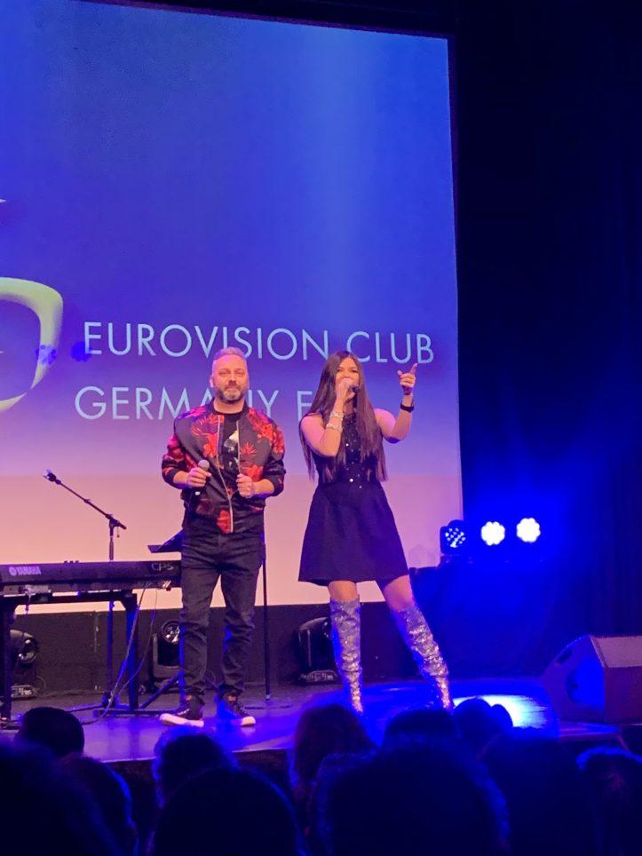 ECG Fantreffen Köln 2019 Ovi Paula Seling