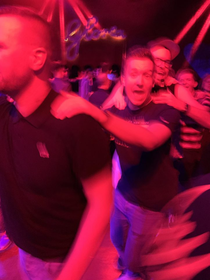 ECG Fantreffen Köln 2019 Polonaise Benny