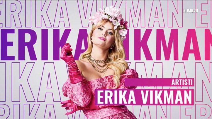 ESC-Eurovision-Finnland-Vorentscheid-UMK-2020-ErikaVikman
