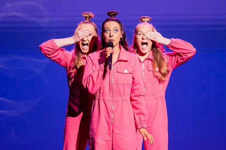 KaYra Alligator Litauen Pabandom iš naujo! ESC Eurovision 2020