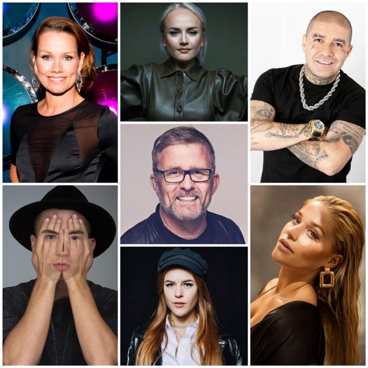 ESC-Eurovision-2020-Schweden-Melodifestivalen-Semi-Klara-Hammarstroem-Jan-Johansen-Dotter-Mendez-Linda-Bengtzing-Paul-Rey-Anna-Bergendahl-Aufmacher