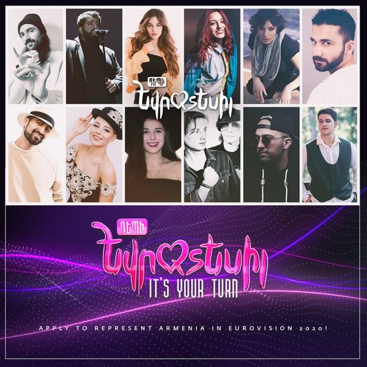 ESC-Eurovision-2020-Vorentscheidung-Armenien-Depi-Evratesil-Aufmacher