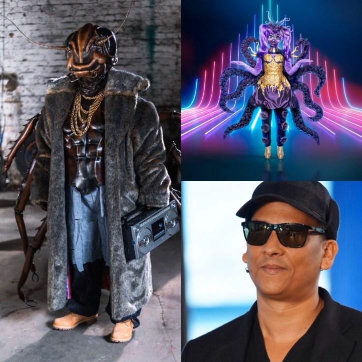 The Masked Singer Die Kakerlake Der Oktopus Xavier Naidoo DSDS