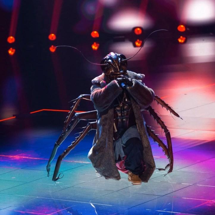 The Masked Singer Die Kakerlake Angelo Kelly ProSieben