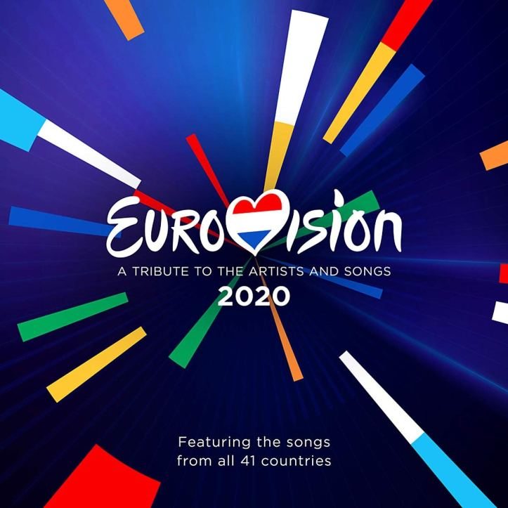 Eurovision 2020 A Tribute To The Artists And Songs ESC CD Album Europe Shine A Light Rotterdam