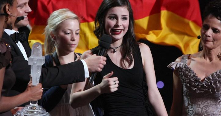 Lena ESC 2010 Satellite Norwegen Oslo Siegerin Deutschland Eurovision