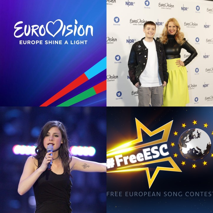 ESC-Samstag 2020 Programm-Vorschau Lena Barbara Schöneberger Ben Dolic Eurovision Song Contest Europe Shine A Light FreeESC