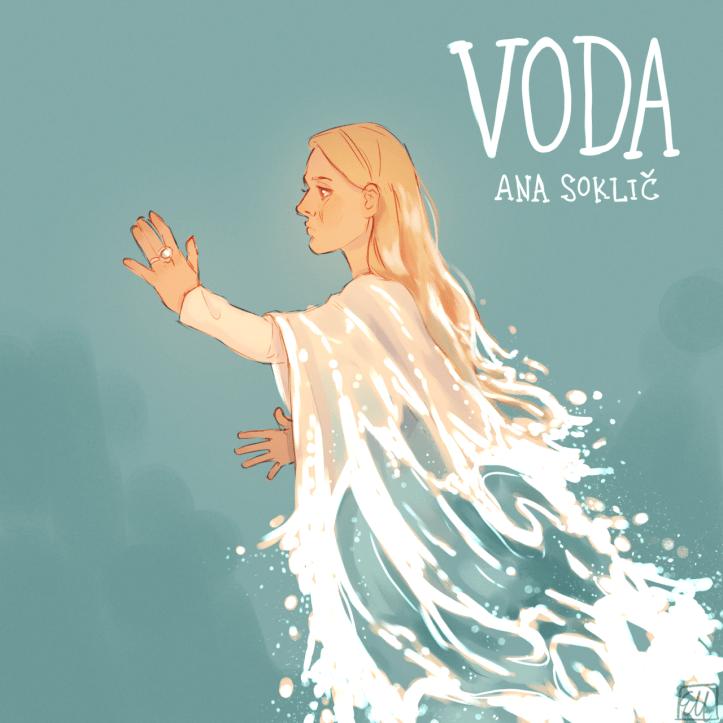 Ana Soklič Voda Cover