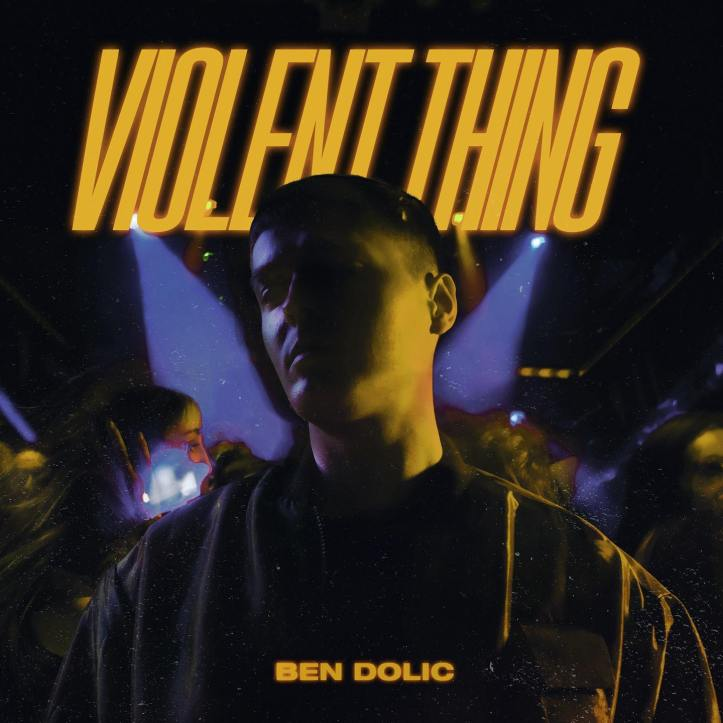 Ben Dolic Violent Thing 5 Millionen Streams Spotify ESC 2020 Deutschland