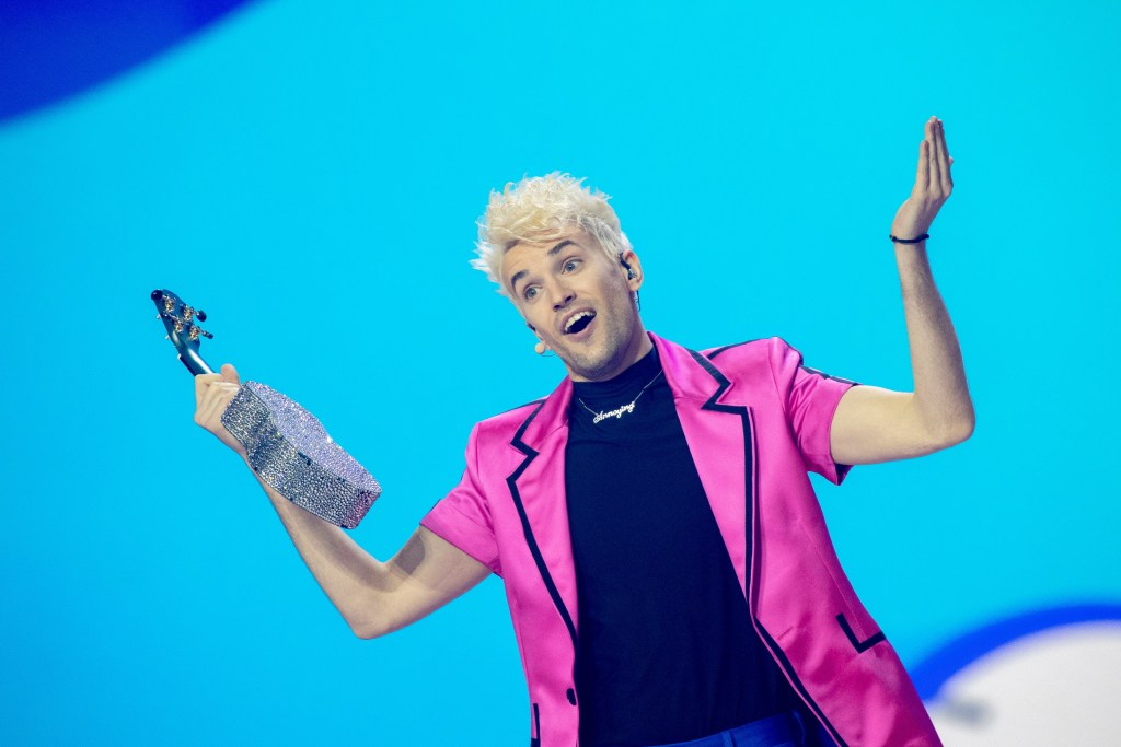 Eurovision 2014: The 59th Eurovision Song Contest, May 10 2014, Live blog   Metro News