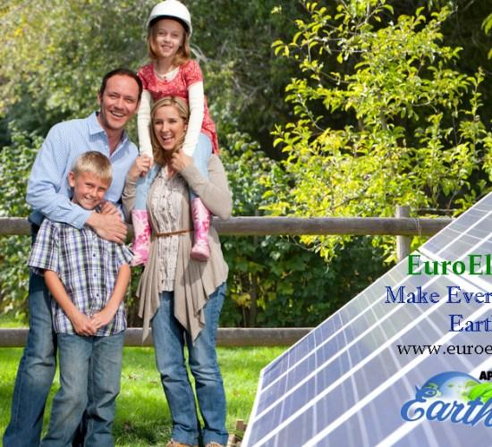 EuroElektra: Make Every Day, Earth Day! 22 Prill 2017