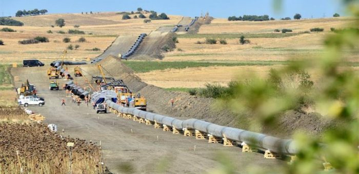 TAP investments visible, especially along the pipeline's communities, Stephanie Roker, 31 August 2017