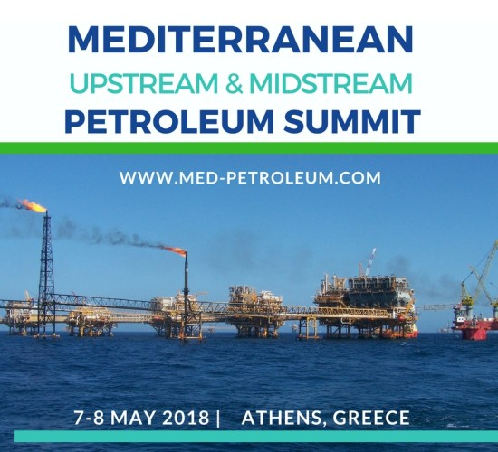 MED Petroleum Summit on 7th and 8th May 2018 in Athens