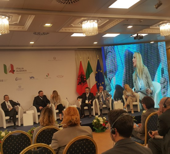 First Italy-Albania trade mission kicks off in Tirana