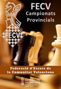 cartel campeonatos provinciales