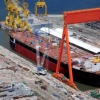 Indústria naval pede isonomia com importados
