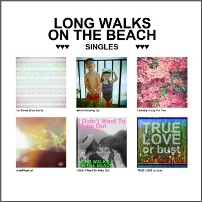Long Walks On The Beach - Singles - 1st Times (You and I)