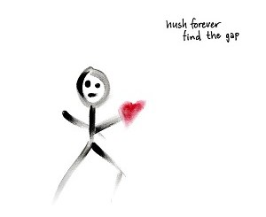 Hush Forever - Find de Gap - When We Fall