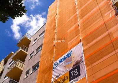 Guimarães | Isolamento de fachada com sistema ETICS tipo Cappotto