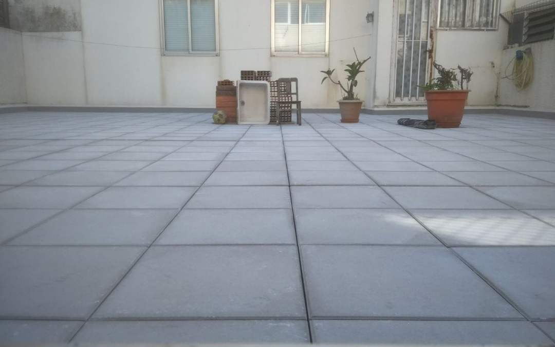 Porto | Reabilitação de terraço