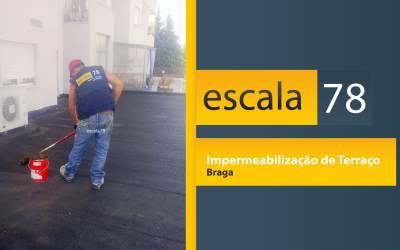 Impermeabilização de Terraço – Braga