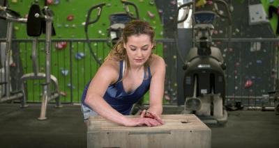 Simples ejercicios para el estiramiento de los dedos