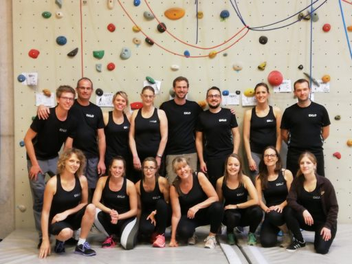 Team Building Escalade Olne