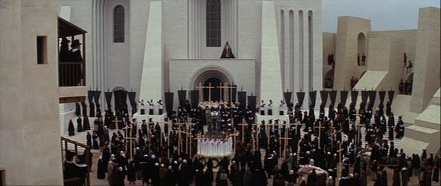 """FIGURA 121 - Still do filme """"The Devils"""", de Ken Russell (1971)"""