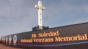 FIGURA 127 - Mount Soledad, National Veterans Memorial