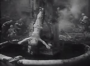 """FIGURA 181 - Still do filme """"J'Accuse"""", de Abel Gance (1919)"""