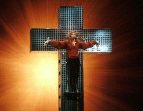 """FIGURA 9 - Imagem de Madonna na """"The Rebel Heart Tour Stage"""""""