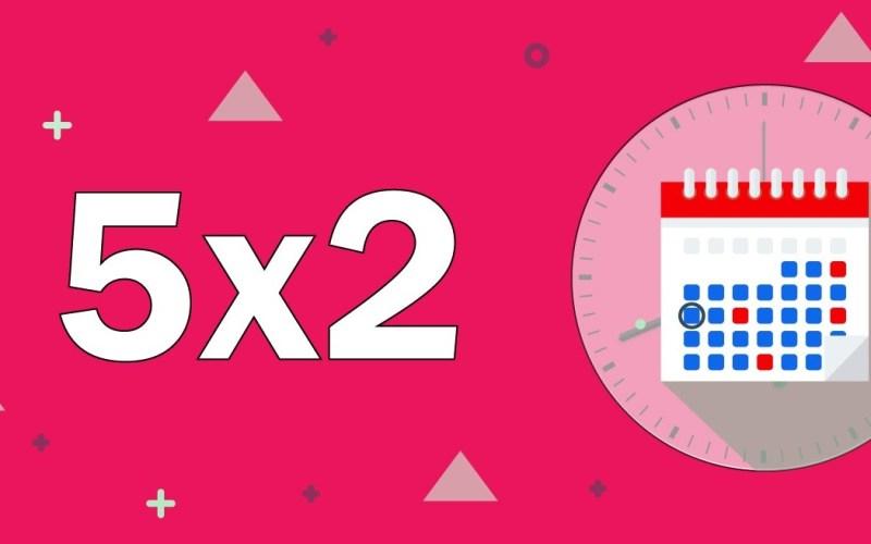 escala-de-trabalho-5x2