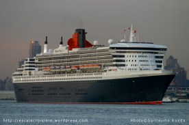 Queen Mary 2 - New York