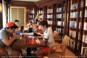 Royal Princess - Bibliothèque