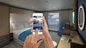 Quantum of the Seas - Réservation smartphone