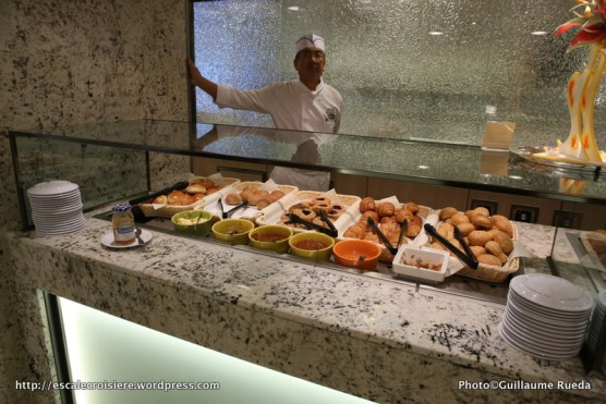 Regal Princess - The Pastry shop