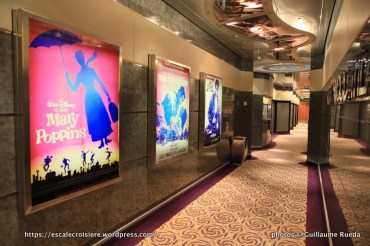 Crystal Serenity - Cinéma - Hollywood Theater (1)