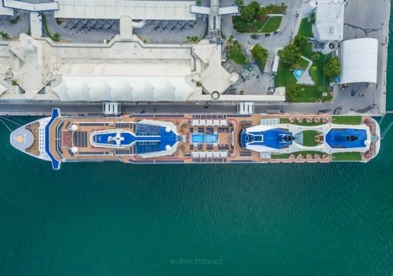 Celebrity Reflection - Celebrity Cruises - Edin Chavez